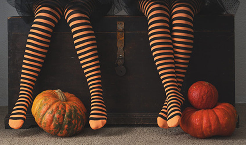 Halloween is here! The trick or treat day for those who grew up in the US or U.K.